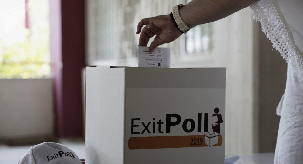 Vote en Grèce, image d'illustration