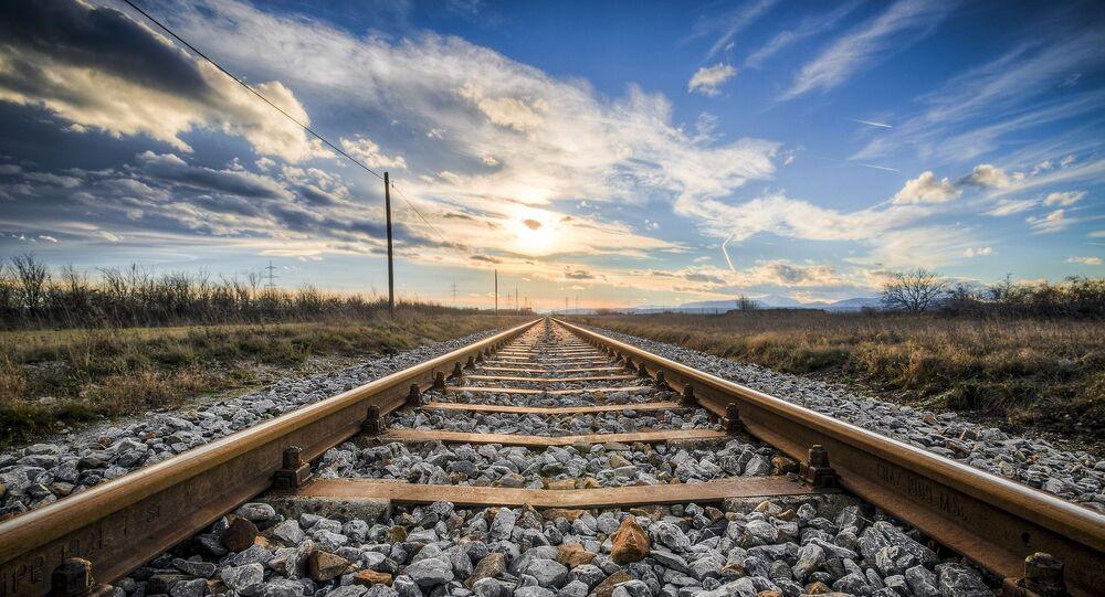 Rails (image d'illustration)