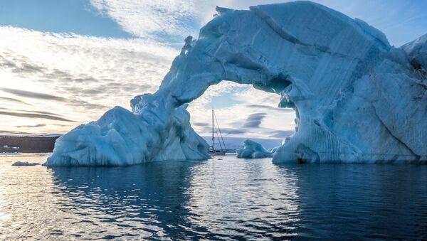 Un iceberg - Sputnik France