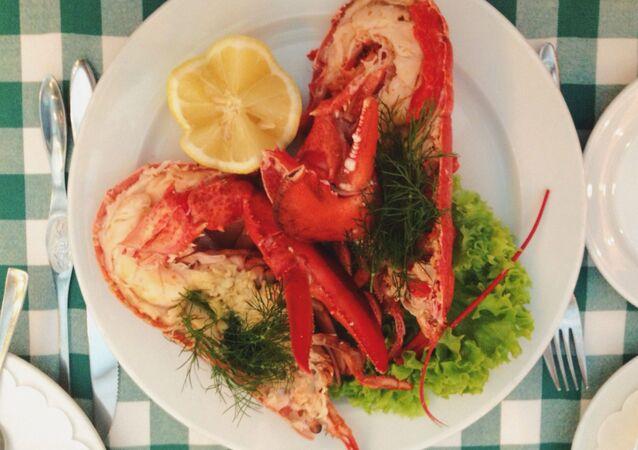 Un homard (image d'illustration)