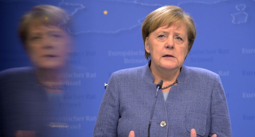 Angela Merkel (archive photo)