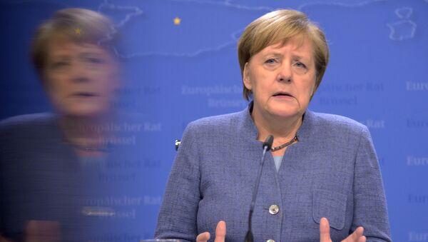 Angela Merkel (archive photo) - Sputnik France