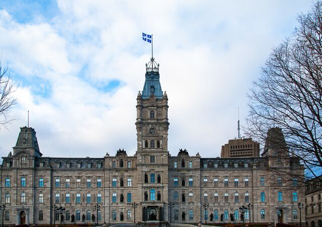 Assemblée nationale du Québec (archive photo)
