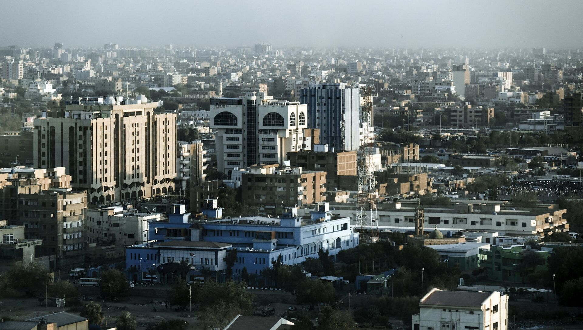 Khartoum, Soudan - Sputnik France, 1920, 05.09.2021
