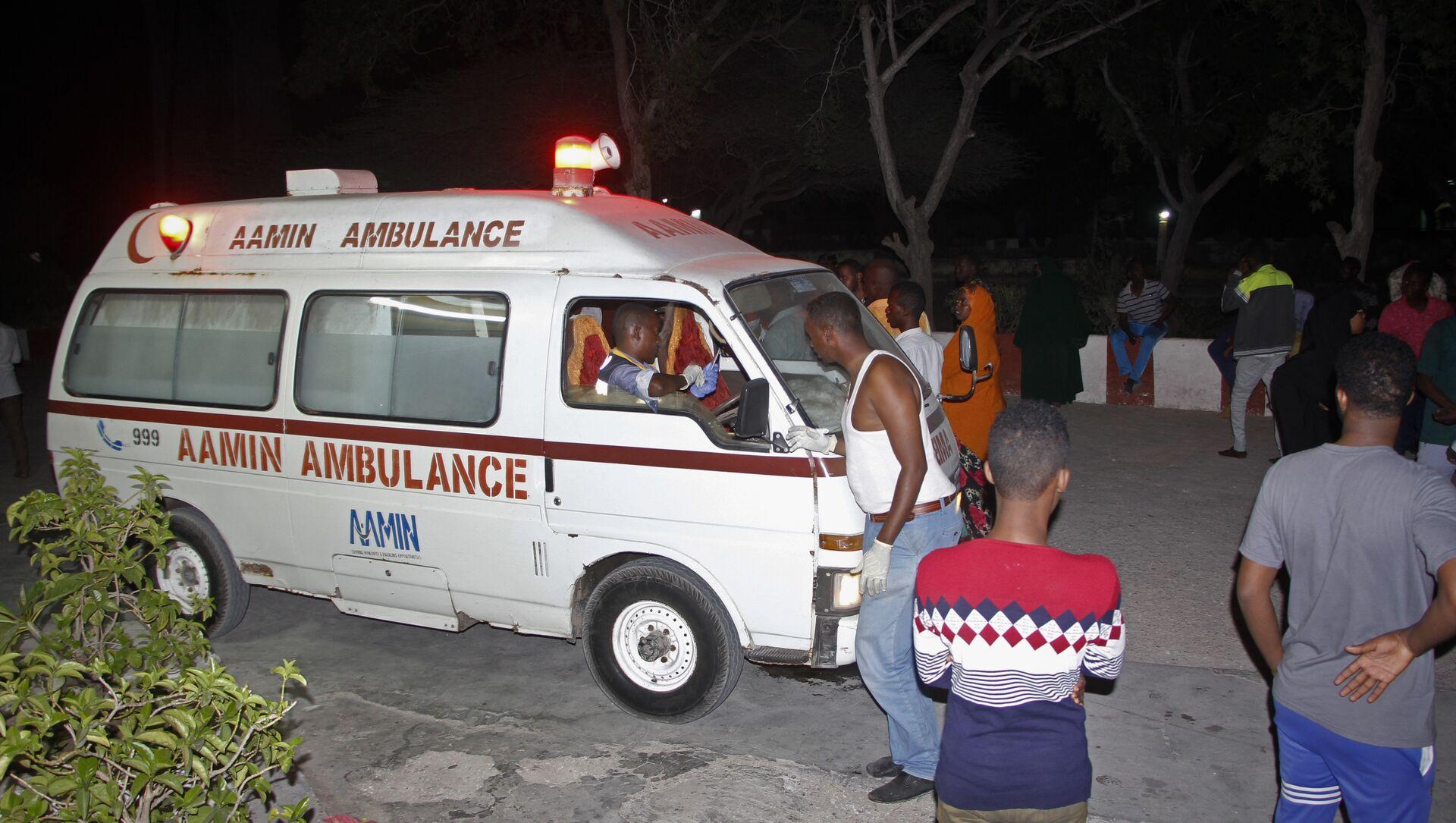 Ambulance en Somalie - Sputnik France, 1920, 11.08.2021