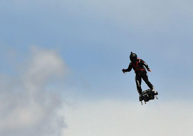 flyboard Frank Zapata