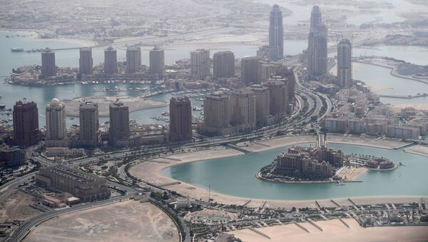 Les gratte-ciel de Doha - Sputnik France