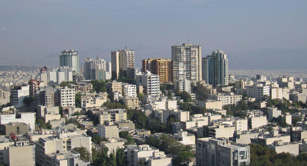 Téhéran (photo d'archives)