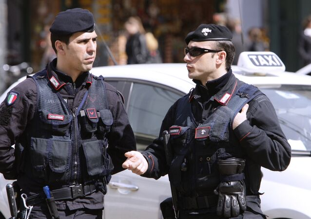 police italienne