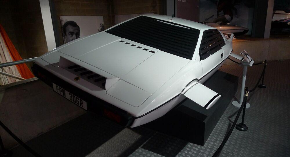 La Lotus Esprit de James Bond