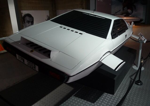 La Lotus Esprit de James Bond
