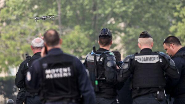 Gendarmes français - Sputnik France
