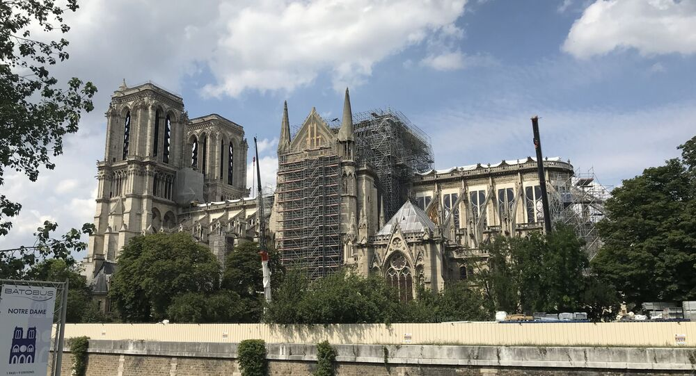 Notre-Dame de Paris (image d'illustration)