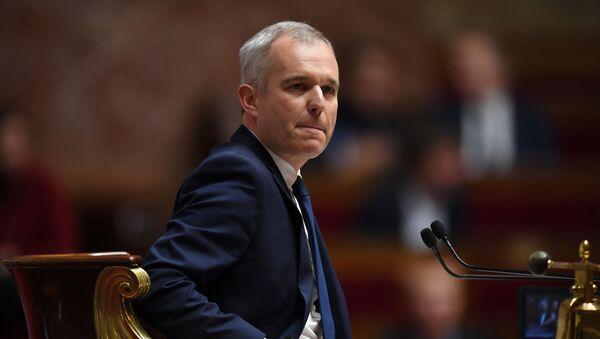 François de Rugy à l'Assemblée nationale (archive photo) - Sputnik France