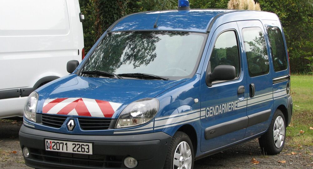 Véhicule de gendarmerie (image d'illustration)