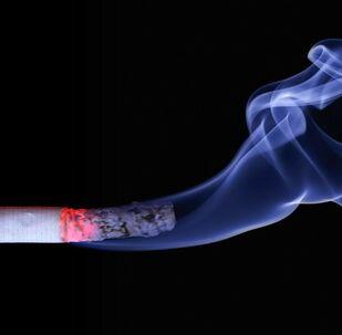 Cigarette, photo d'illustration