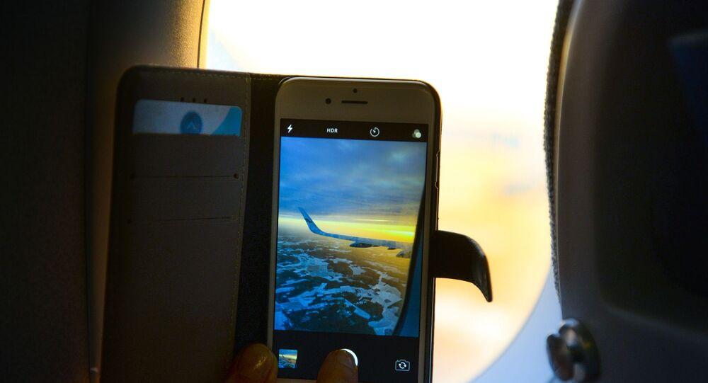 Un portable (image d'illustration)