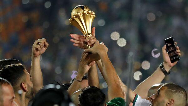 Triomphe de l'Algérie face au Sénégal en finale de la CAN 2019 - Sputnik France