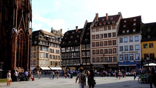 Strasbourg - Sputnik France