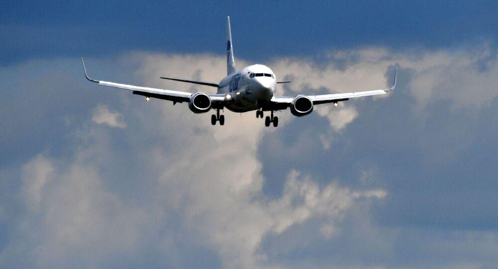 Boeing 737, image d'illustration