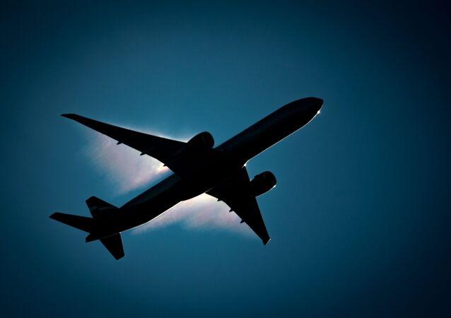 Un avion, image d'illustration