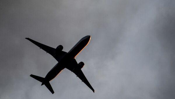 Un Boeing 777 - Sputnik France