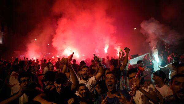 festivités après le match Sénégal-Algérie, image d'illustration - Sputnik France