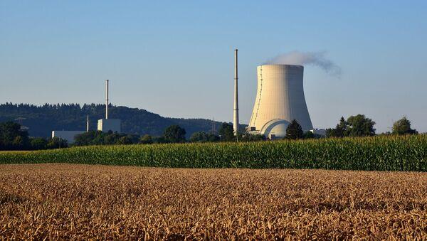 Un réacteur nucléaire  (image d'illustration) - Sputnik France