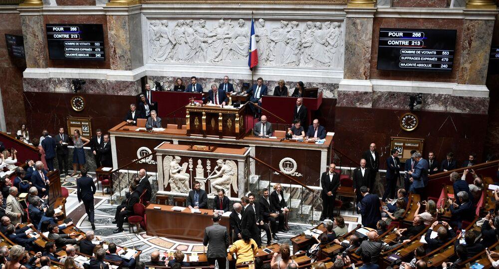 Les députés français approuvent l'accord de libre-échange avec le Canada, le 23 juillet 2019