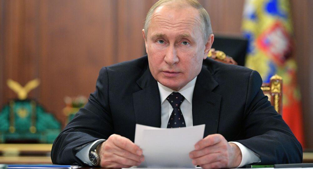 Vladimir Poutine (photo d'archives)