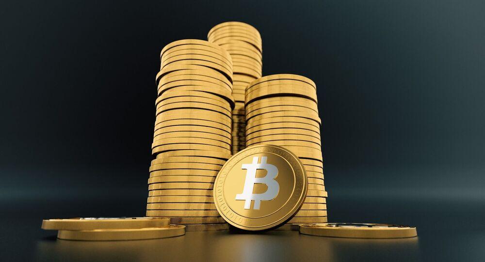 bitcoin, image d'illustration