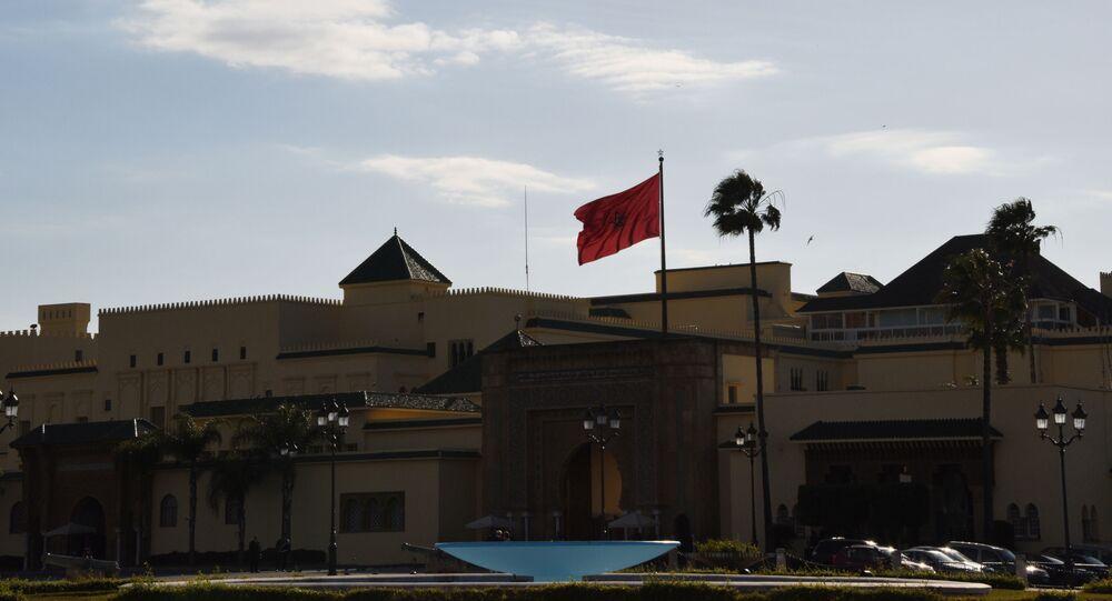 Palais royal du roi du Maroc, Mohammed VI
