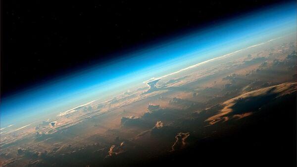 La Terre depuis l'ISS - Sputnik France