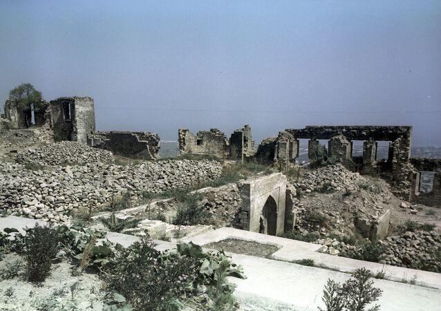 Fort de Naryn-Kala de Derbent