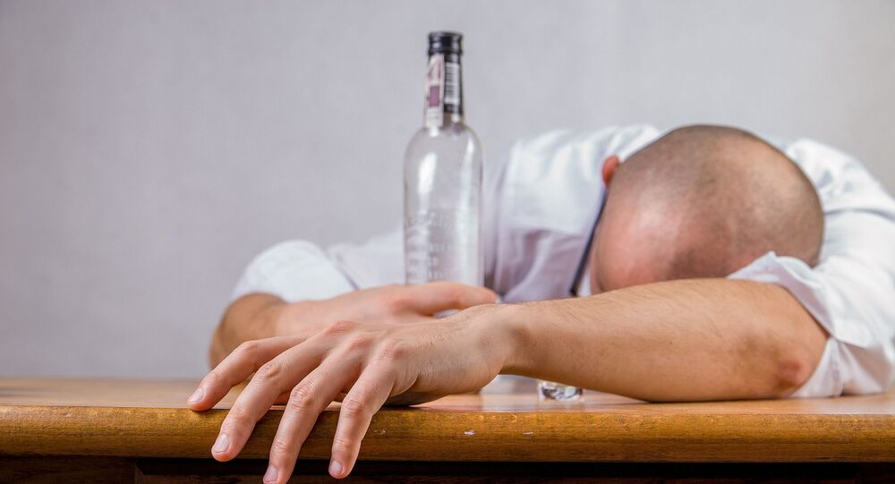 alcool, image d'illsutration
