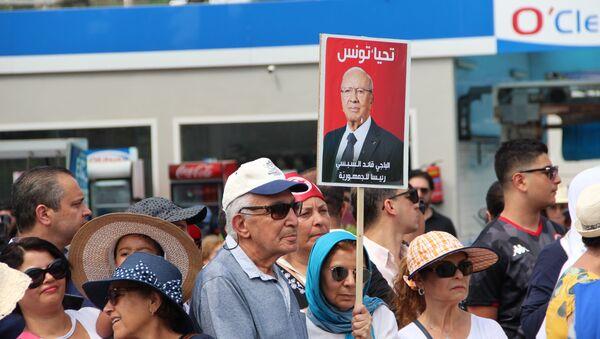 Funérailles de Béji Caïd Essebsi - Sputnik France