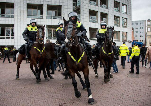 police néerlandaise (image d'illustration)