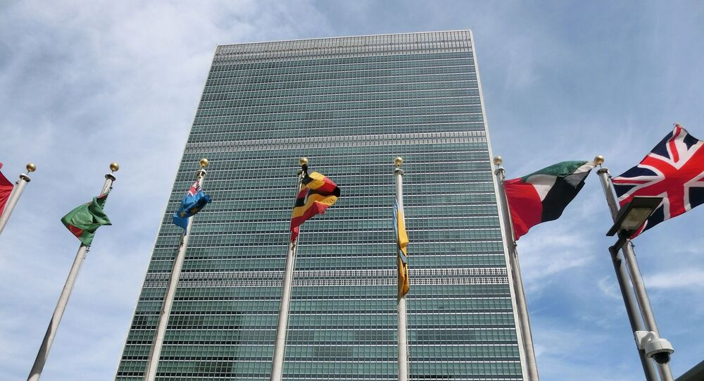 Siège des Nations Unies à New York