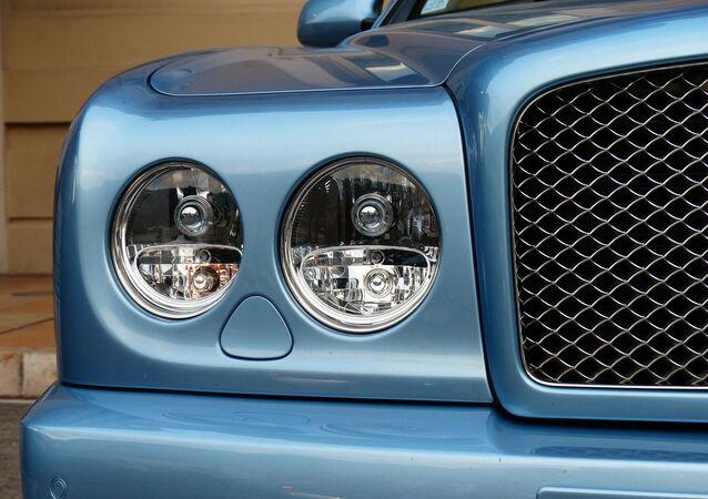 Bentley, image d'illustration