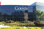 Las oficinas principales de Google en Mountain View (California)