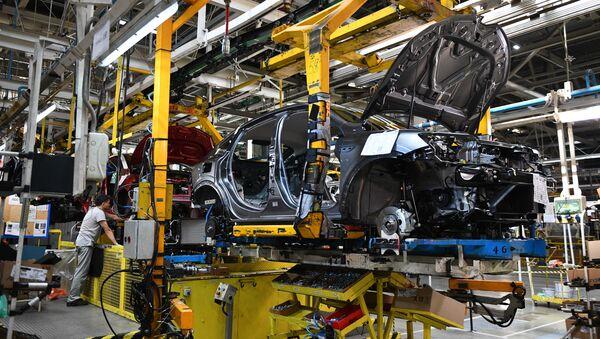 Production automobile - Sputnik France