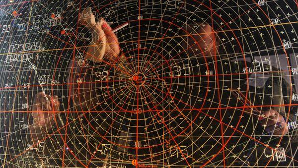 écran d'un radar (image d'illustration) - Sputnik France