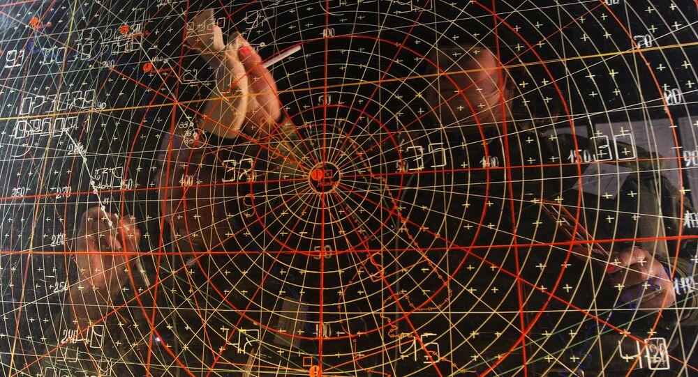 écran d'un radar (image d'illustration)