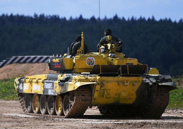 une armée vénézuélienne (image d'illustration)
