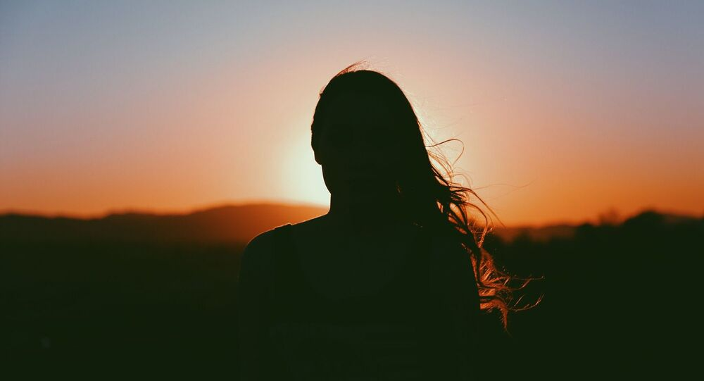 femme silhouette
