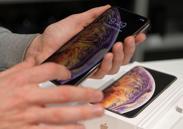 iPhone (image d'illustration)