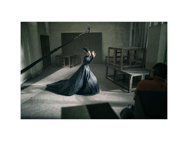 L'actrice Indya Moore photographiée pour le calendrier 2020 Pirelli. - Sputnik France