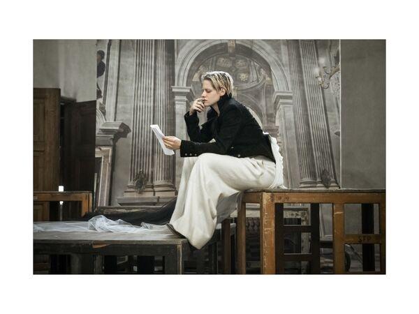 L'actrice Kristen Stewart photographiée pour le calendrier 2020 Pirelli. - Sputnik France
