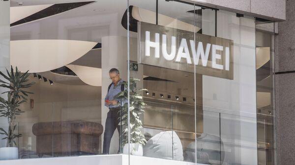 Huawei - Sputnik France