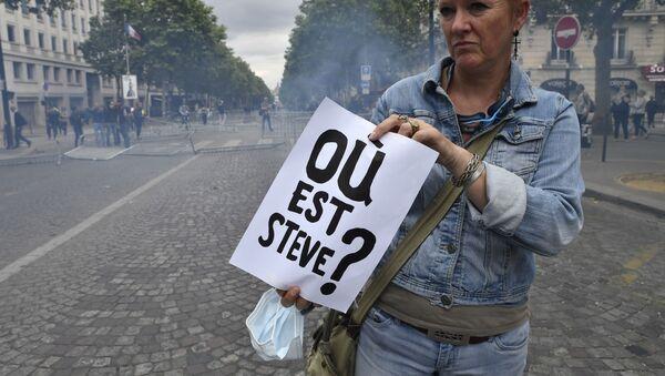 Беспорядки в Париже - Sputnik France